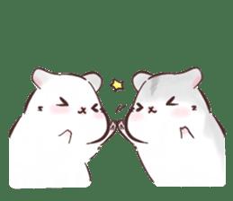 Hachito Mouse Life sticker #11328620