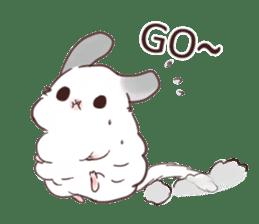 Hachito Mouse Life sticker #11328621
