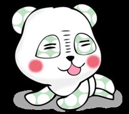 Rather quiet panda 2 sticker #11331881