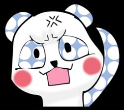 Rather quiet panda 2 sticker #11331888
