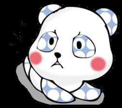 Rather quiet panda 2 sticker #11331894