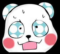 Rather quiet panda 2 sticker #11331901