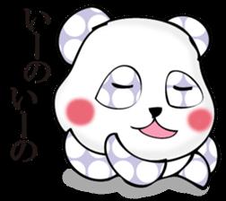 Rather quiet panda 2 sticker #11331902
