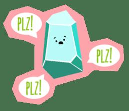 Sassy Gems 2 sticker #11335410