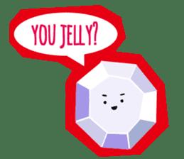 Sassy Gems 2 sticker #11335412