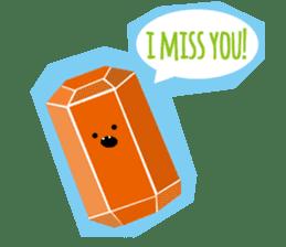 Sassy Gems 2 sticker #11335416