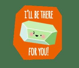 Sassy Gems 2 sticker #11335422