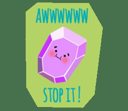 Sassy Gems 2 sticker #11335425