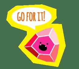 Sassy Gems 2 sticker #11335436