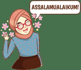 Sisterhood Hijab sticker #11339000