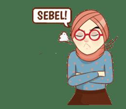 Sisterhood Hijab sticker #11339012