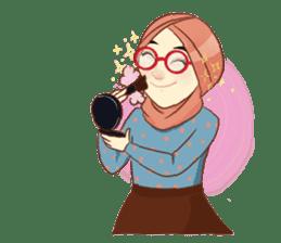 Sisterhood Hijab sticker #11339015