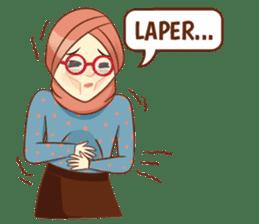 Sisterhood Hijab sticker #11339021