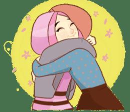 Sisterhood Hijab sticker #11339023