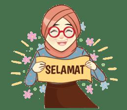 Sisterhood Hijab sticker #11339027