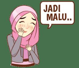 Sisterhood Hijab sticker #11339028