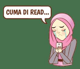 Sisterhood Hijab sticker #11339030