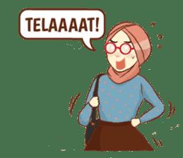 Sisterhood Hijab sticker #11339031