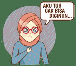 Sisterhood Hijab sticker #11339033