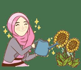 Sisterhood Hijab sticker #11339035