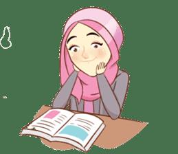 Sisterhood Hijab sticker #11339036