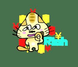 SankakuNyan was able shiritori sticker #11347228