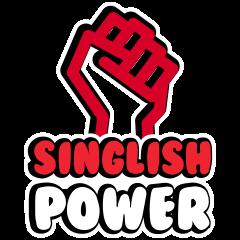 Singlish Power!