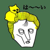 TIME OF ART 5 sticker #11400551