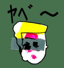 TIME OF ART 5 sticker #11400556