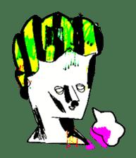 TIME OF ART 5 sticker #11400571