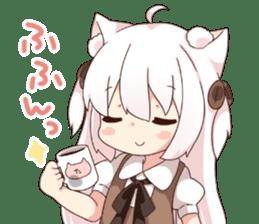 Tamako's Sticker sticker #11400631