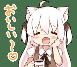 Tamako's Sticker sticker #11400636