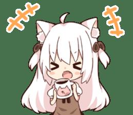 Tamako's Sticker sticker #11400643