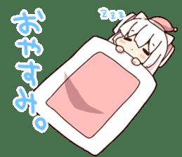 Tamako's Sticker sticker #11400650