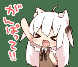 Tamako's Sticker sticker #11400654