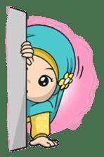Baby Hijab : Ramadan (Eng) sticker #11401304
