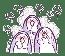 Clique Penguin 4 sticker #11401431