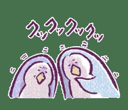 Clique Penguin 4 sticker #11401432