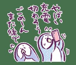 Clique Penguin 4 sticker #11401452