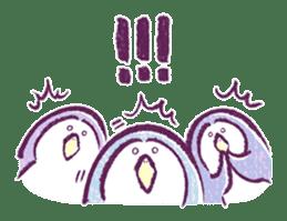 Clique Penguin 4 sticker #11401461