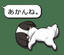 Shih Tzu dog and Friends 2. sticker #11411762