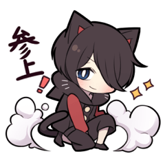 BLACK KITTEN 8