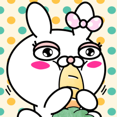 Blusher rabbit.1