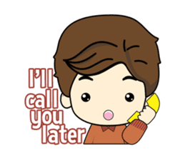 Ma Boi sticker #11422314