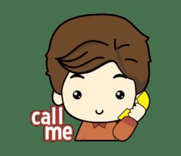 Ma Boi sticker #11422319