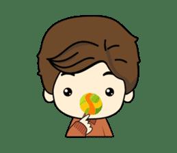Ma Boi sticker #11422320