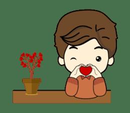 Ma Boi sticker #11422323
