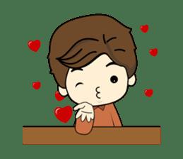 Ma Boi sticker #11422324