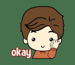 Ma Boi sticker #11422336