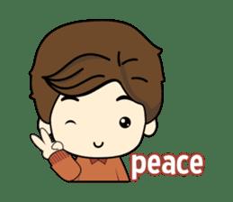 Ma Boi sticker #11422339